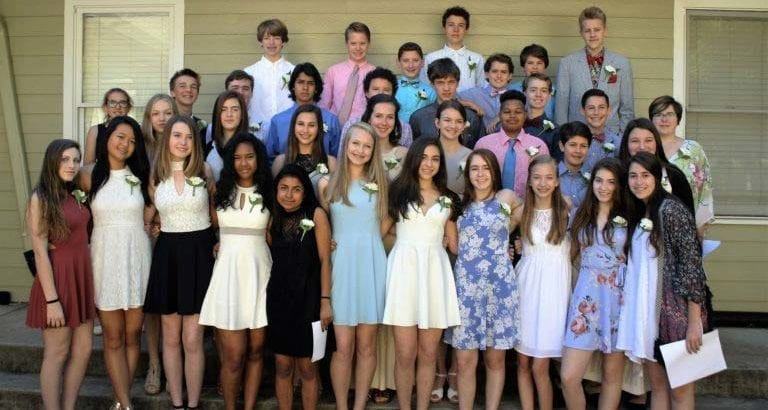 Graduating Class - High Meadows Private School Near Marietta